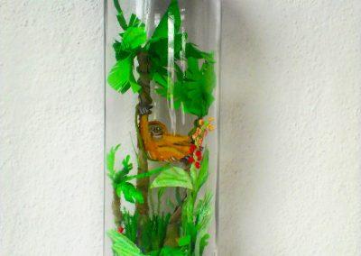 Dschungel im Glas