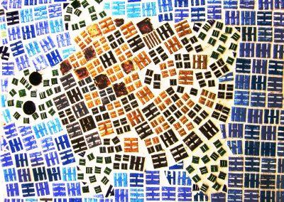 Mosaik gestalten